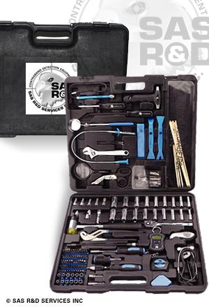 Roadside Tool Kit Model 1327 Sas R Amp D Services