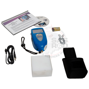 Included In Density Meter Kit