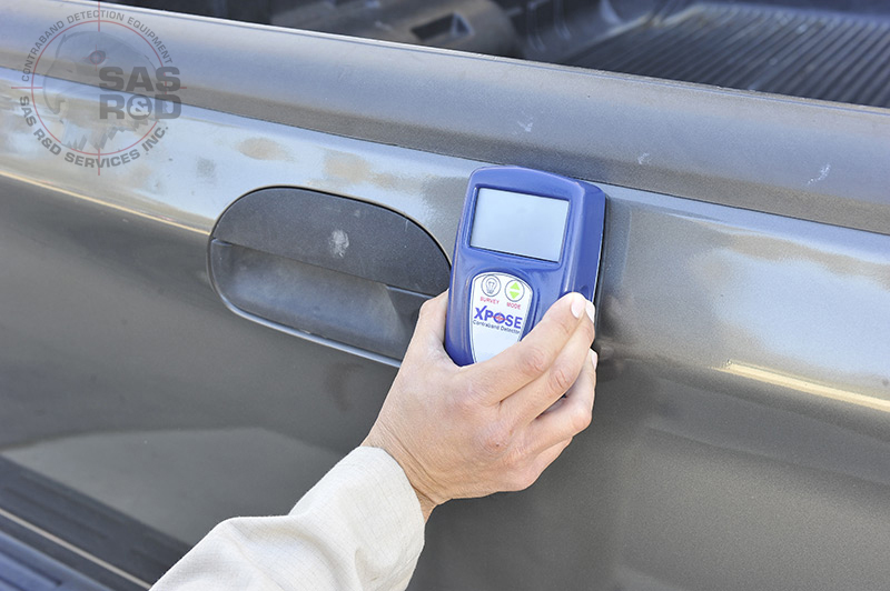 Xpose Scanning Vehicle Door